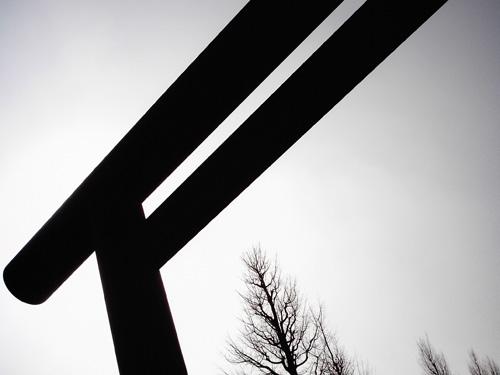 【画像】靖国神社の鳥居