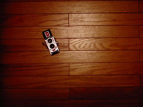 【画像】新しく購入した初代Rolleiflex MiniDigi限定バージョン